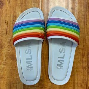 Rainbow Sandals